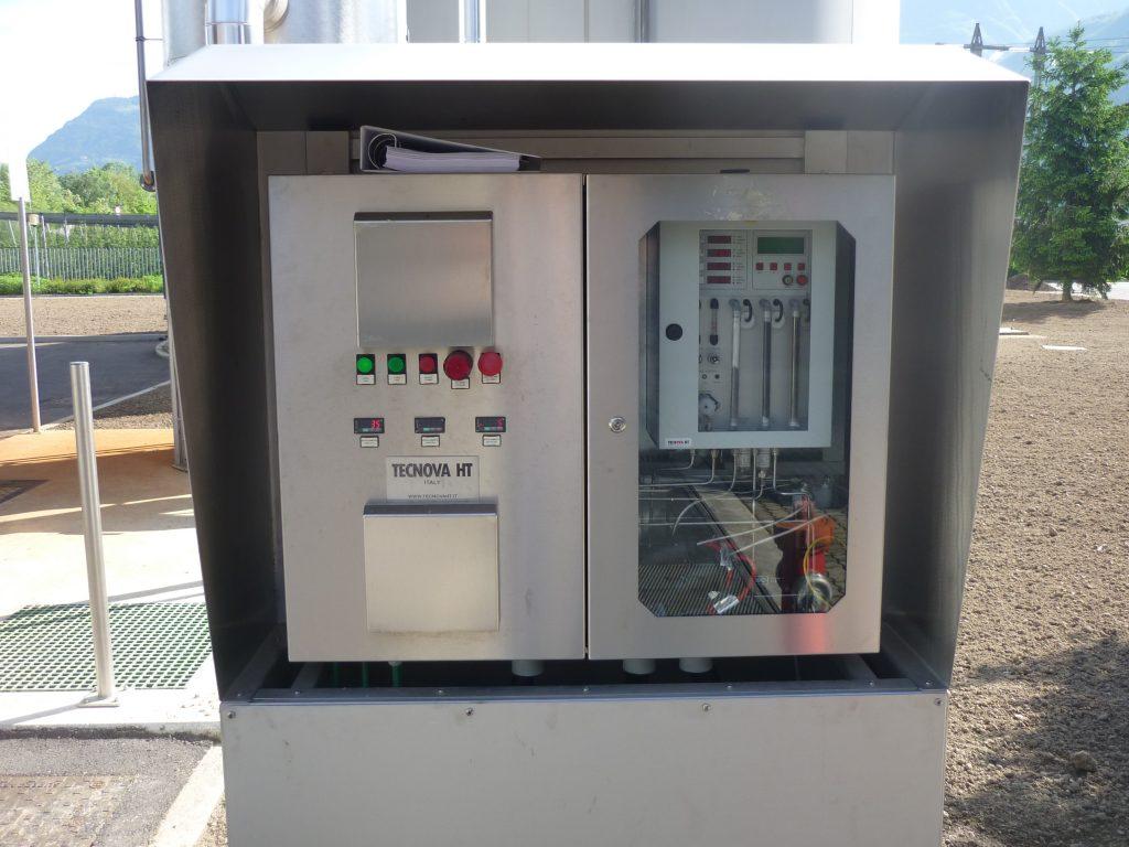 Analizzatori Biogas Integrazione