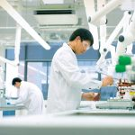 Ciba Specialty Chemicals' R&D Center in Shanghai