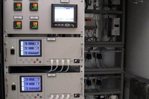 COXYTEMP Sistema di Monitoraggio Emissioni