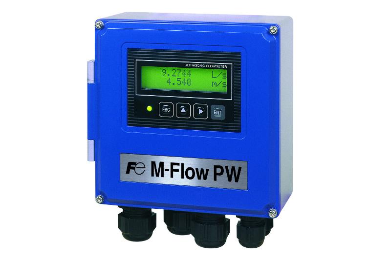 M-Flow Misuratore di Portata Ultrasonico