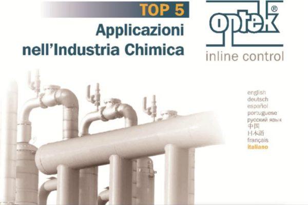 applicazioni per l'industria chimica di Optek