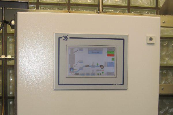 RBM 3000 Analizzatore di Potere Calorifico