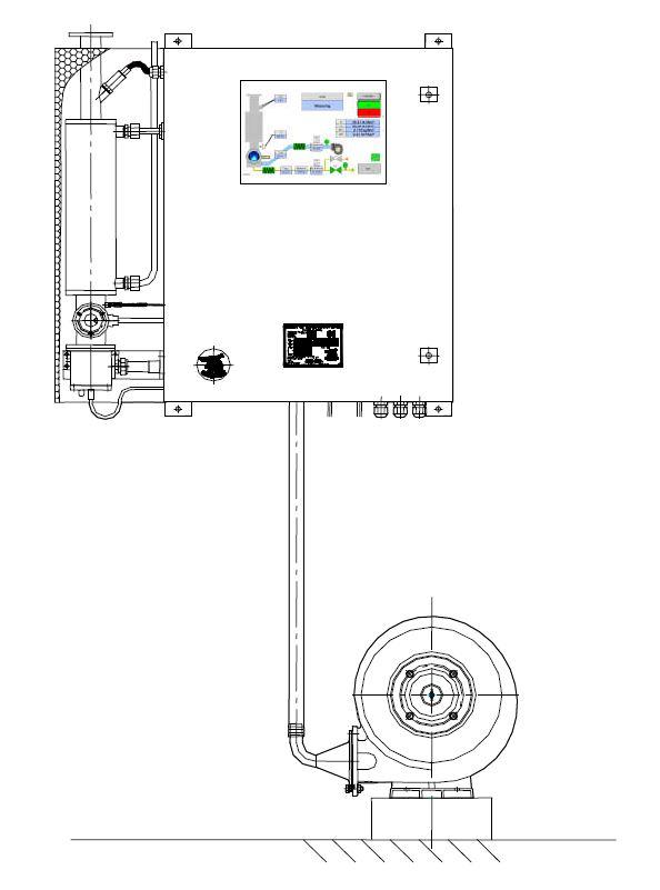 RBM 3000 Potere Calorifico Indice di Wobbe CARI