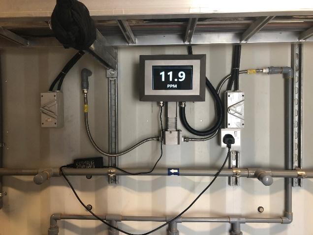 Inov8 olio in acqua applicazione#2