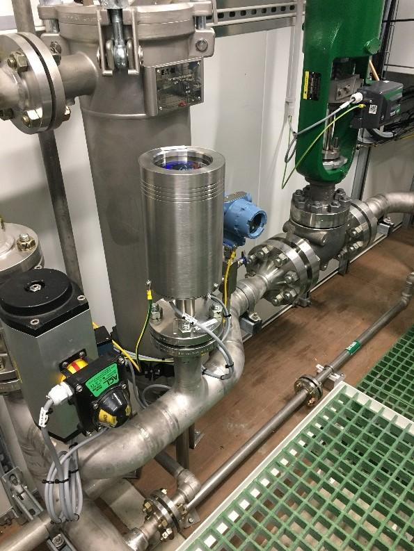 Inov8 olio in acqua applicazione#1