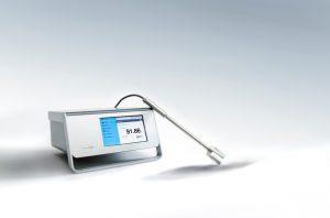 Controller Sensotech da laboratorio