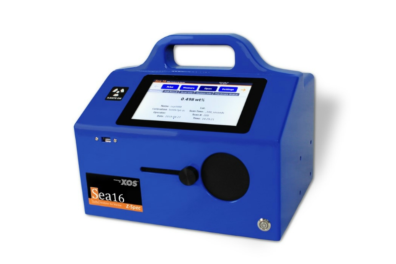 analizzatore portatile di Zolfo per HFO