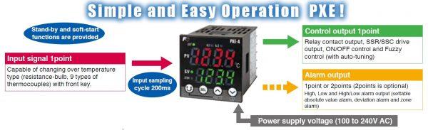 PXE Microcontrollore di Temperatura_Schema