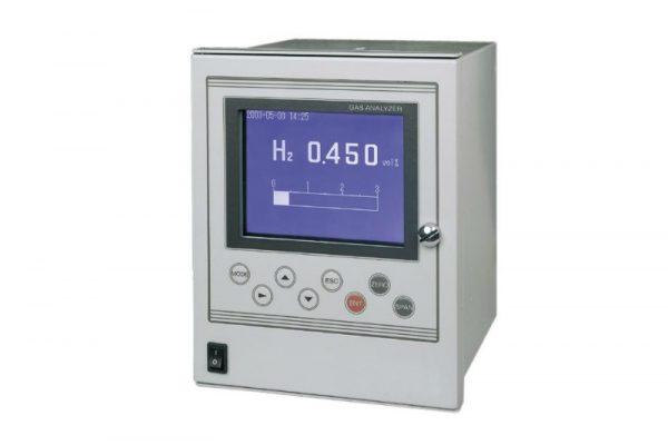 analizzatore gas H2