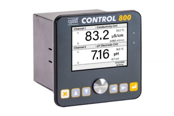 C800 Convertitore Elettrochimico Cover