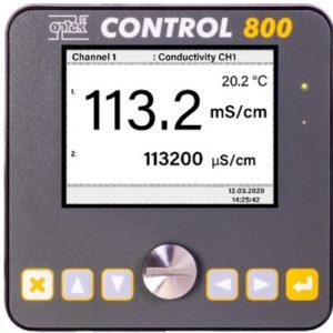 C820 Controllore Elettrochimico
