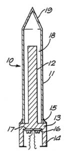 Brevetto viscosimetro XL